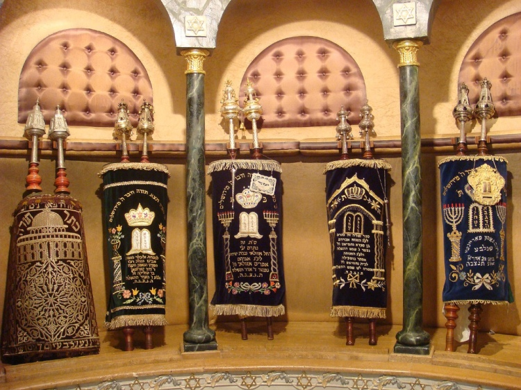 Judaism Scrolls