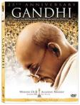 DVD cover for Gandhi Film