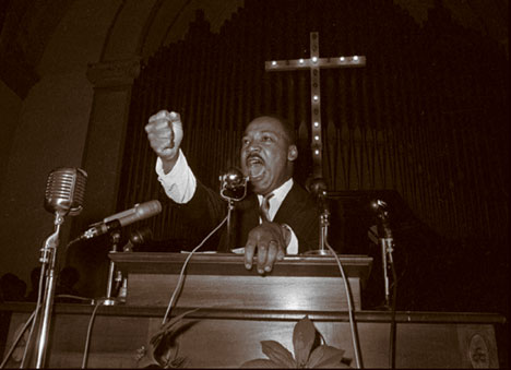 MLK Pulpit